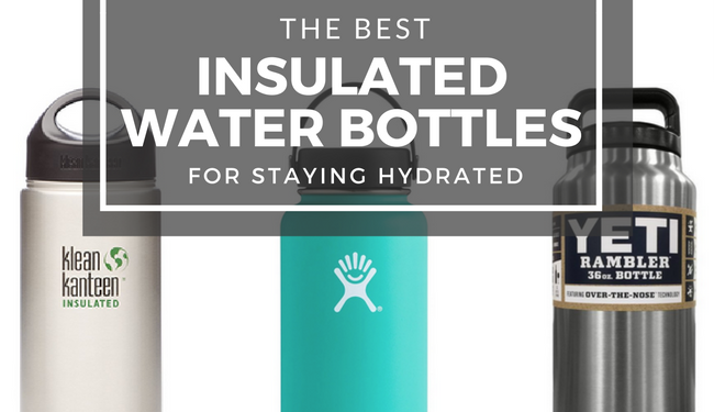 best-insulated-water-bottles