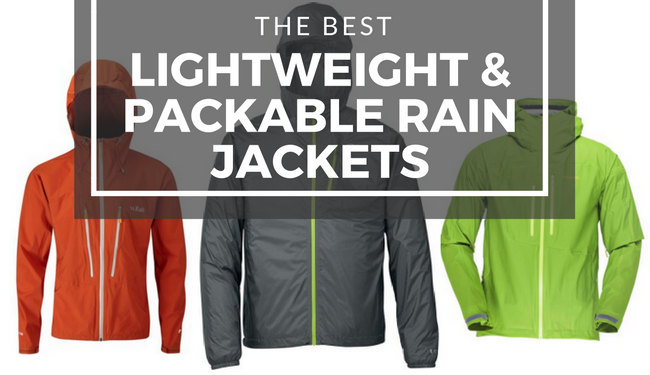 best-lightweight-packable-rain-jackets