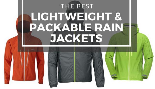 best-lightweight-packable-rain-jackets