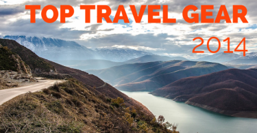 top travel gear 2014