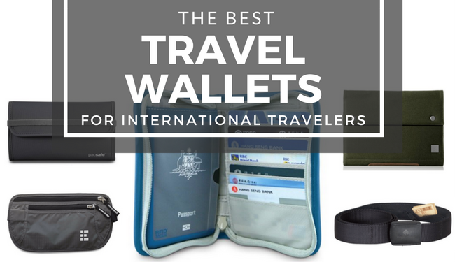 best-travel-wallets