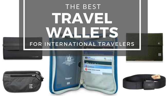 best-travel-wallets