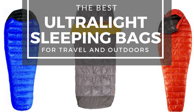 best-ultralight-sleeping-bags