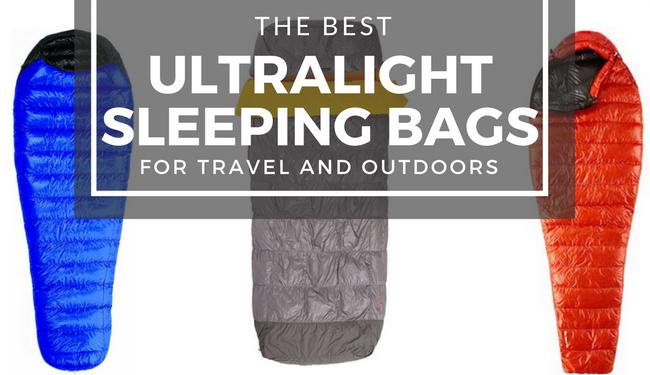 best-ultralight-sleeping-bags