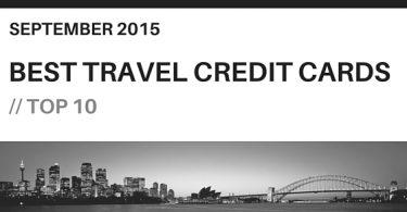 Top 10 Best Credit Card Sign-up Bonus Offers For September 2015