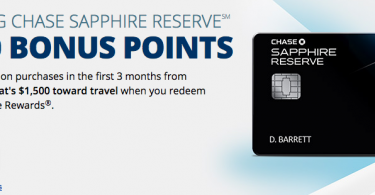 Chase Sapphire International Travel Fees