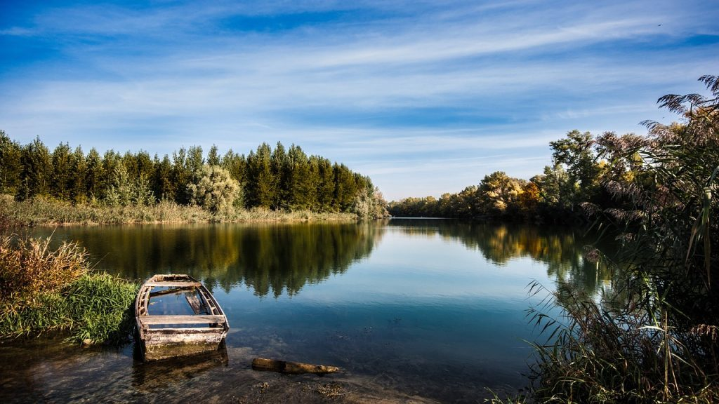 National Park Lobau Vienna Walks
