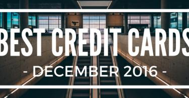 best credit card sign-up bonus offers december 2016