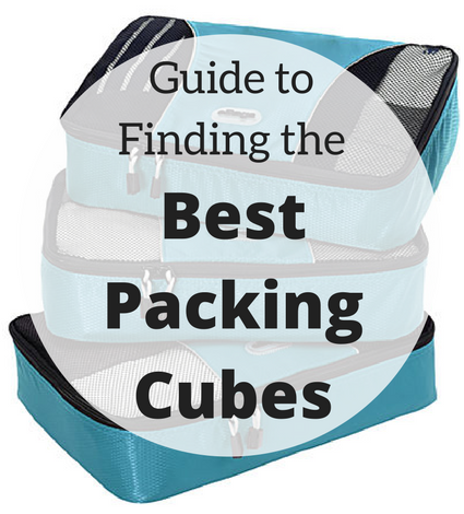 Guide to Finding the Best Packing Cubes