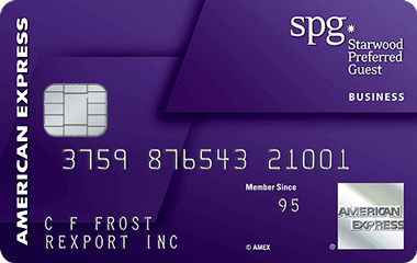 35000 points sign up bonus on spg amex cards personal business there is a new increased offer of 35000 starpoints available on both the personal and business spg american express credit cards reheart Choice Image
