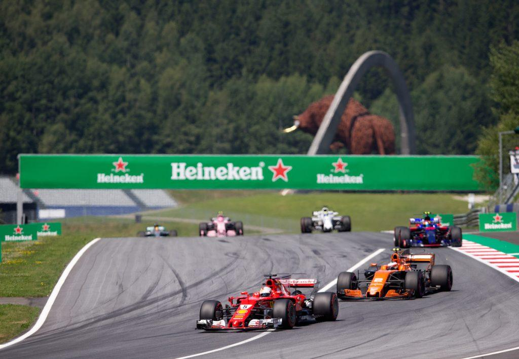 vienna to red bull ring austrian gran prix