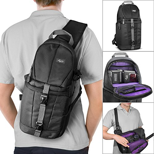10 Best Sling Backpacks: One Strap Backpacks for Travel & Everyday Use