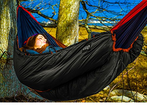 similar to lightweight sleeping bags the best hammock underquilts are incredibly light and  pressible  most models pack down to the size of a small water     the best hammock underquilts 2018   top picks for hammock camping  rh   welltraveledmile
