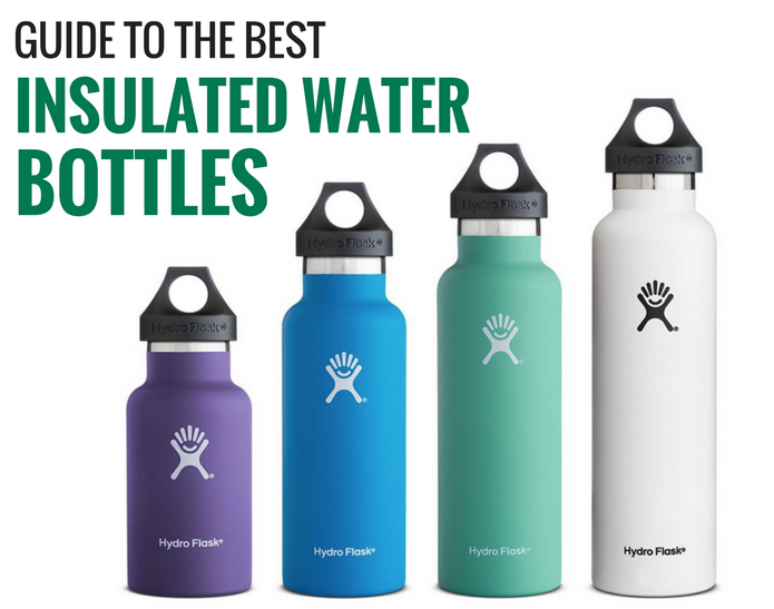 best insulated water bottles 2017 perfect for travel daily adventures. Black Bedroom Furniture Sets. Home Design Ideas