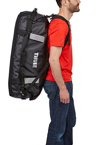 88f83a6fbcd2 The largest waterproof duffel bags can hold upwards of 120L of gear. These  bags are massive and work great for hauling all your gear.