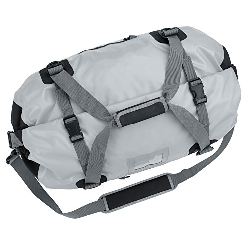 5c82ca9068ab It s plenty spacious for tons of gear with 60 liters of capacity and  features 1 interior zip pocket in addition to 2 outer water resistant zip  pockets for ...