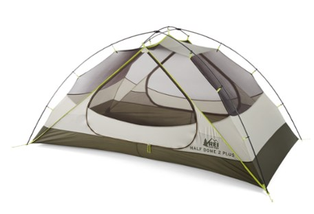 REI Co-op Half Dome 2 Plus Tent Review  sc 1 st  Well Traveled Mile & Best Backpacking Tents of 2018: Lightweight Tents for Trekking ...