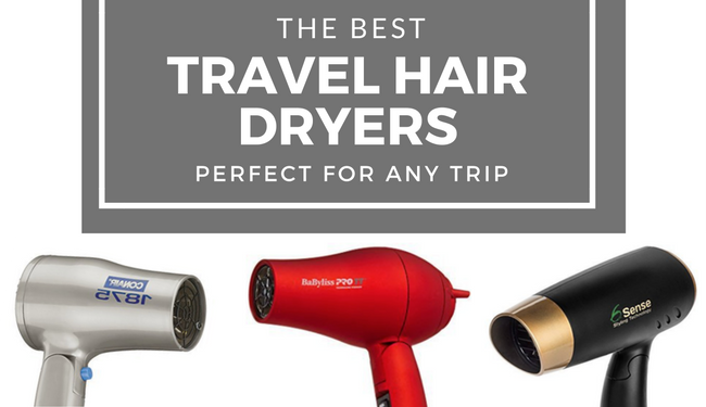 best-travel-hair-dryer-2017-guide