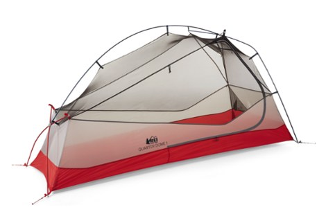 Best backpacking tent reviews - REI Quarter Dome 1  sc 1 st  Well Traveled Mile & Best Backpacking Tents of 2018: Lightweight Tents for Trekking ...