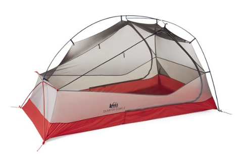REI Quarter Dome 2 Tent Review  sc 1 st  Well Traveled Mile & Best Backpacking Tents of 2018: Lightweight Tents for Trekking ...