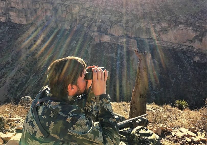 best-binocular-harness-for-hunting