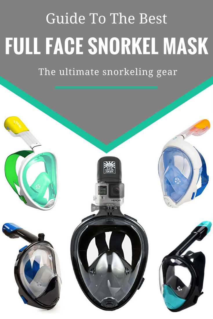 best-full-face-snorkel-mask-buyers-guide