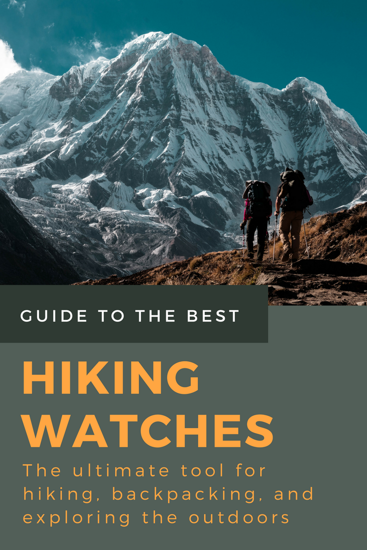 best-hiking-watch-altimeter-gps