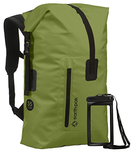 However, they are heavier and less supple than traditional backpacks. You  also give up some functionality with storage options in many waterproof  backpacks. 3299c35517
