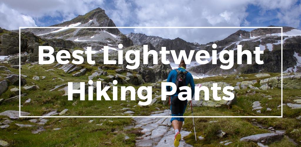 Best-Lightweight-Hiking-Pants