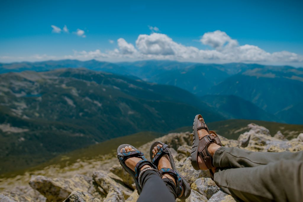 fb4bd26a91b7 Chacos vs Tevas  What s the Best Sandal for Hiking   Travel 2019
