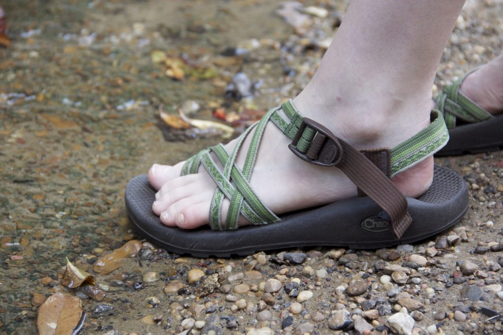 Chacos Vs Tevas What S The Best Sandal For Hiking