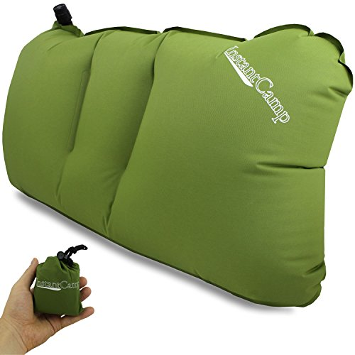 Best Backpacking Pillow 2018 Ultralight Compressible