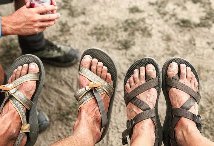 how to clean chacos and resole