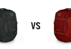 Best Carry On Travel Backpack Osprey Farpoint vs Porter