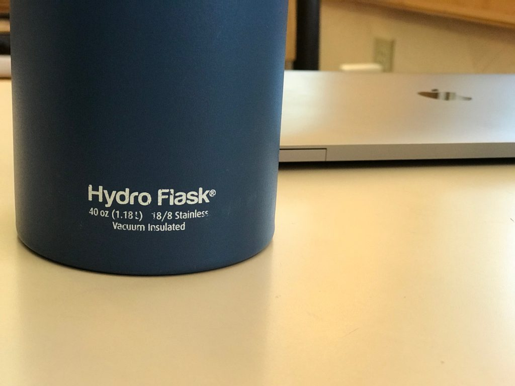 hydro flask bottle review stainless steel
