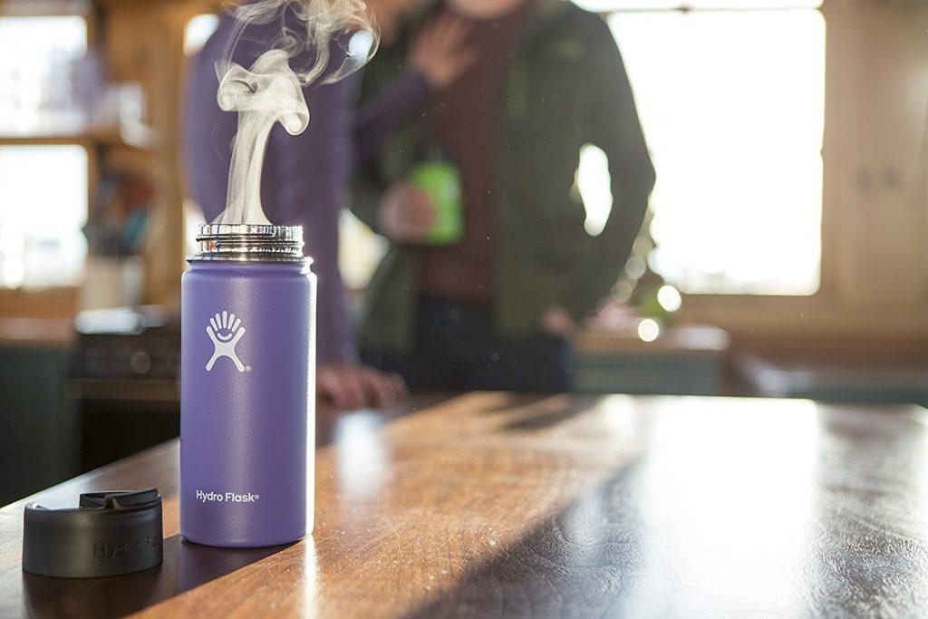 takeya vs hydro flask water bottles
