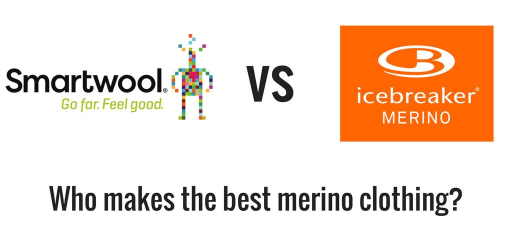 Icebreaker vs Smartwool merino wool