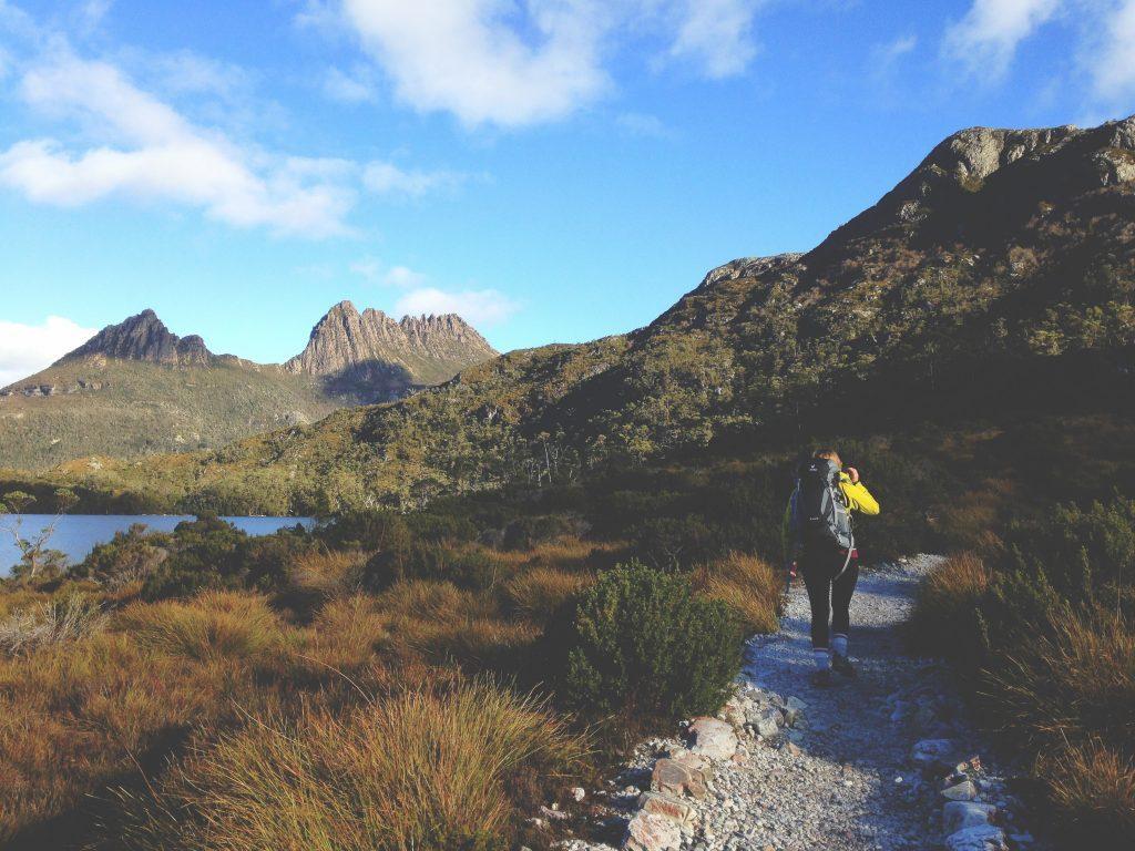 Osprey vs Deuter Trekking backpack