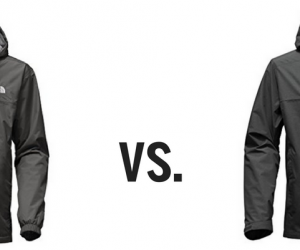 0e1eb6483 The North Face Resolve vs Venture Rain Jacket Comparison