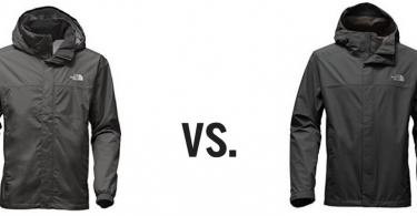 The North Face Resolve 2 vs Venture 2 comparison