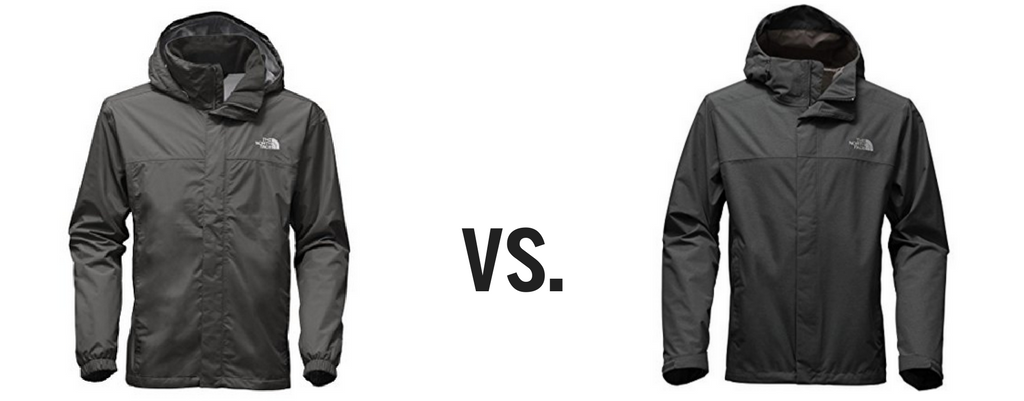 392f14cdbfe0 The North Face Resolve vs Venture Rain Jacket Comparison