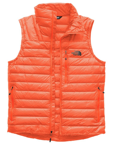 north face morph vest