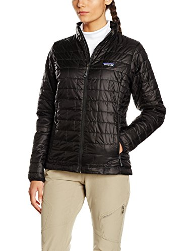 ec69578996b6 The women's Thermoball jacket is also identical to the men's in materials  and features. But though it states it has a standard fit, it is a bit  tighter ...
