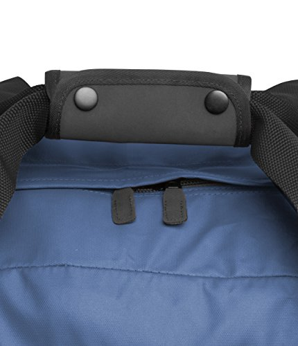 340553a8bb9b Side haul handles make it easy to maneuver your wheeled duffel bag through  a busy airport or down to your campsite.