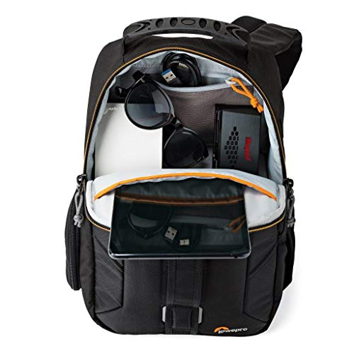 For All Your Other Daily Essentials You Want To Bring With Will Find The Zippered Pocket On Very Front Of Lowepro Sling Bag Pretty Handy
