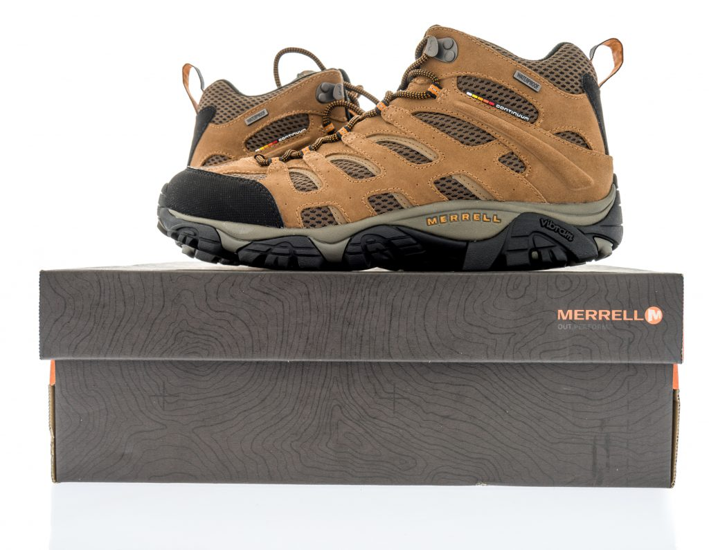 Merrell-hiking shoes