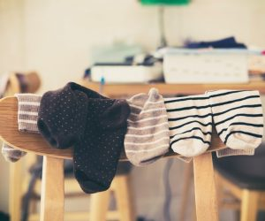 Socks for lifetime