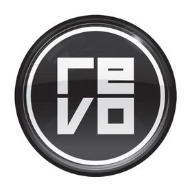revo luggage logo