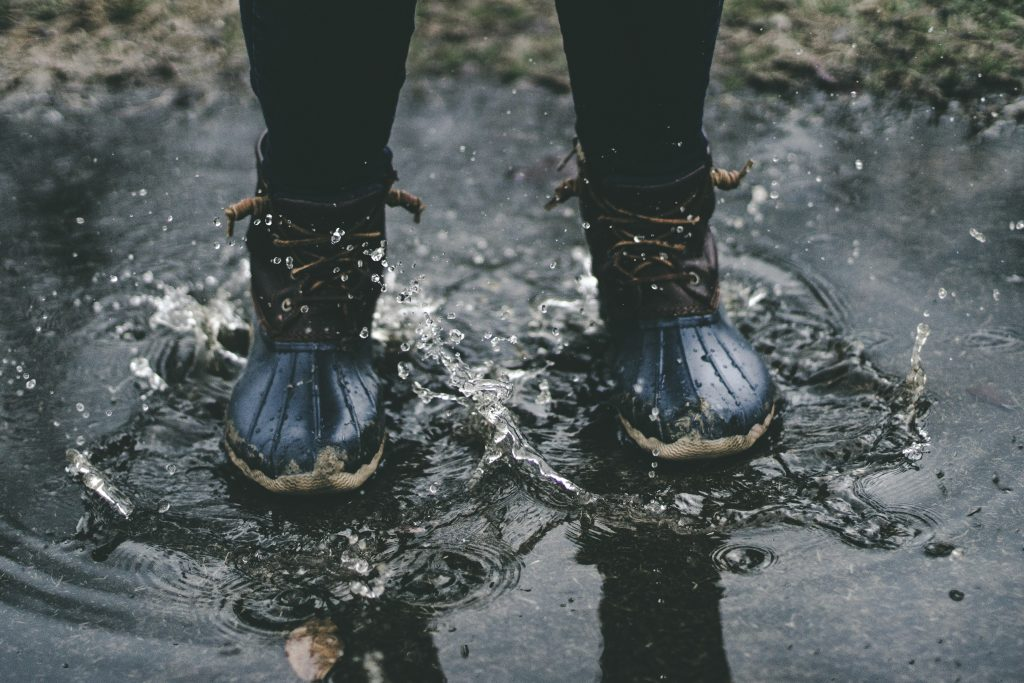 Muck or Bogs waterproof rain boots?
