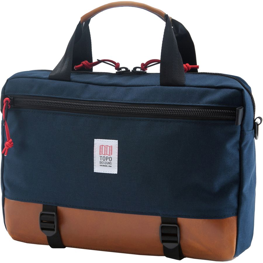 Topo Designs Commuter Briefcase review